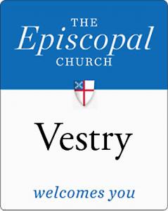 TEC Vestry Welcom